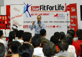 Fit for life event